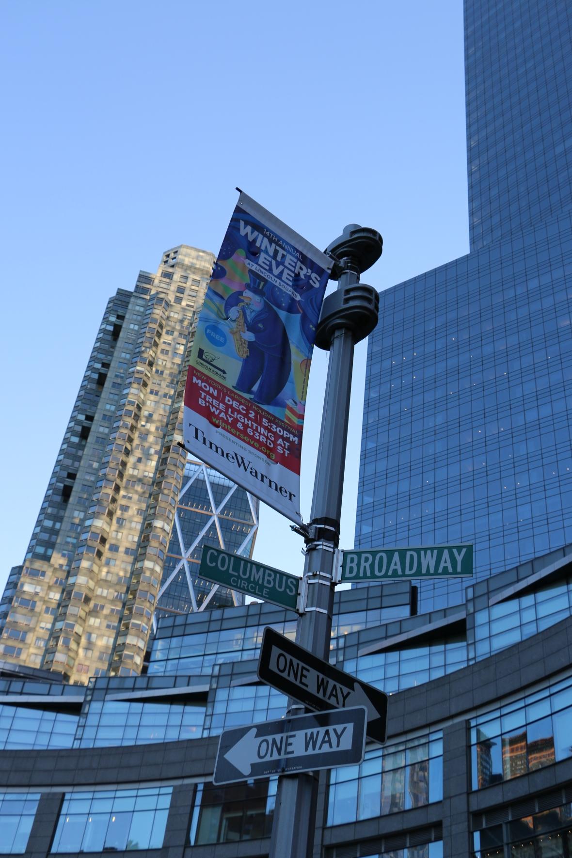Columbus & Broadway