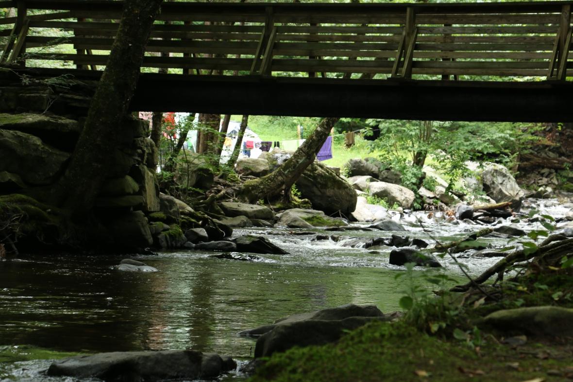 Bridge over Waters