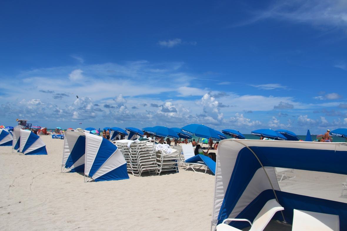 Portrait Series: La Playa South Beach