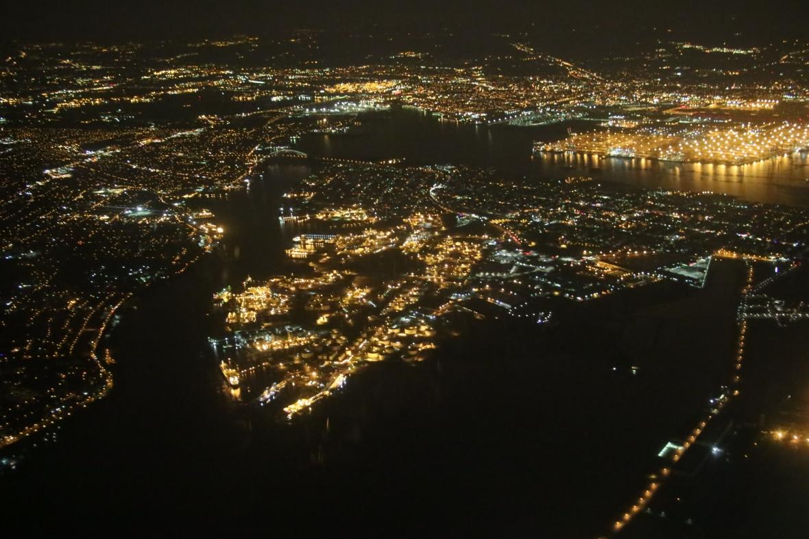 Above Gotham Nights II
