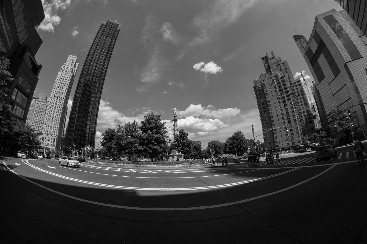 Columbus Circle 59th Street