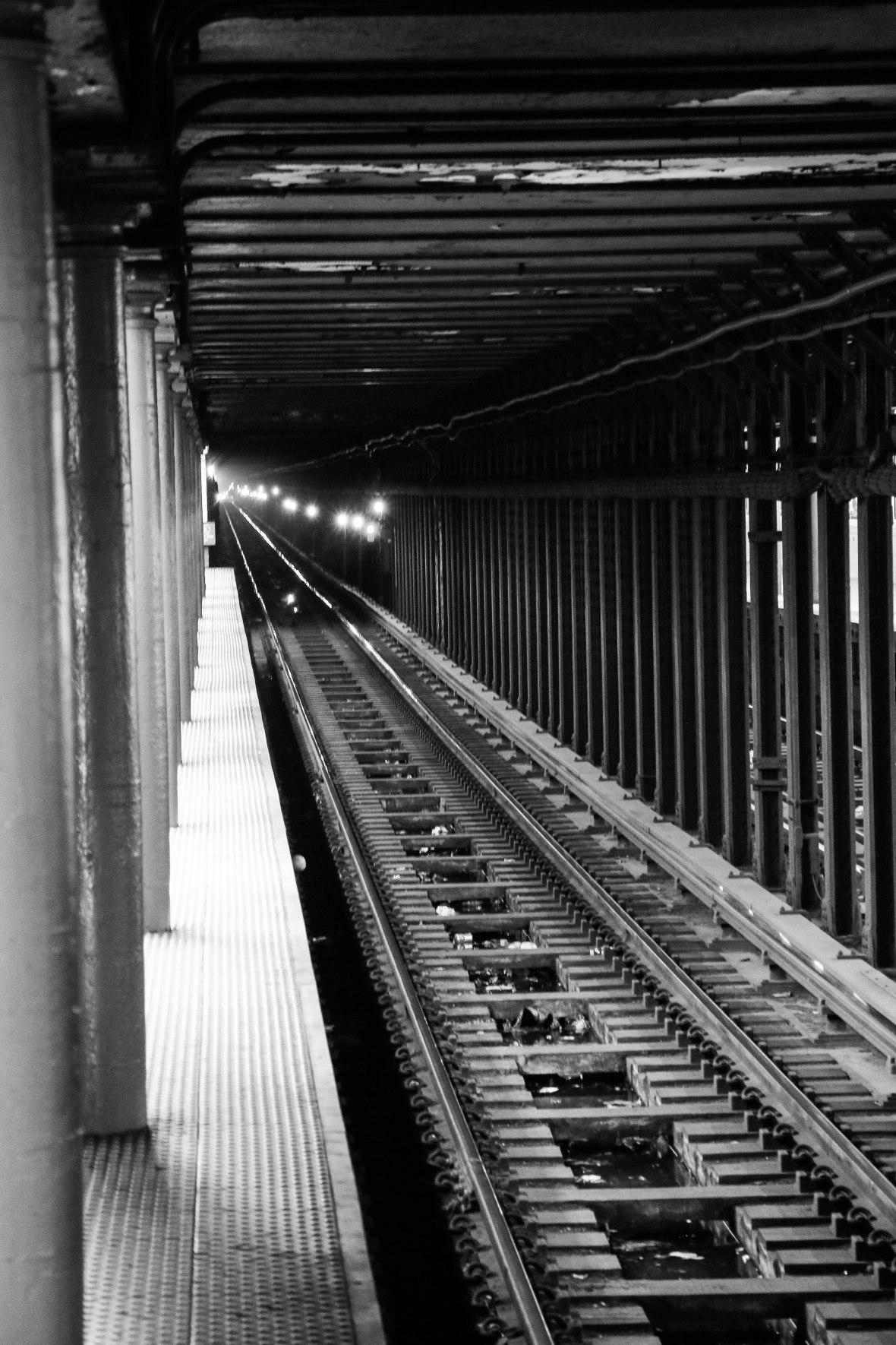 Subway Black & White BX Edition