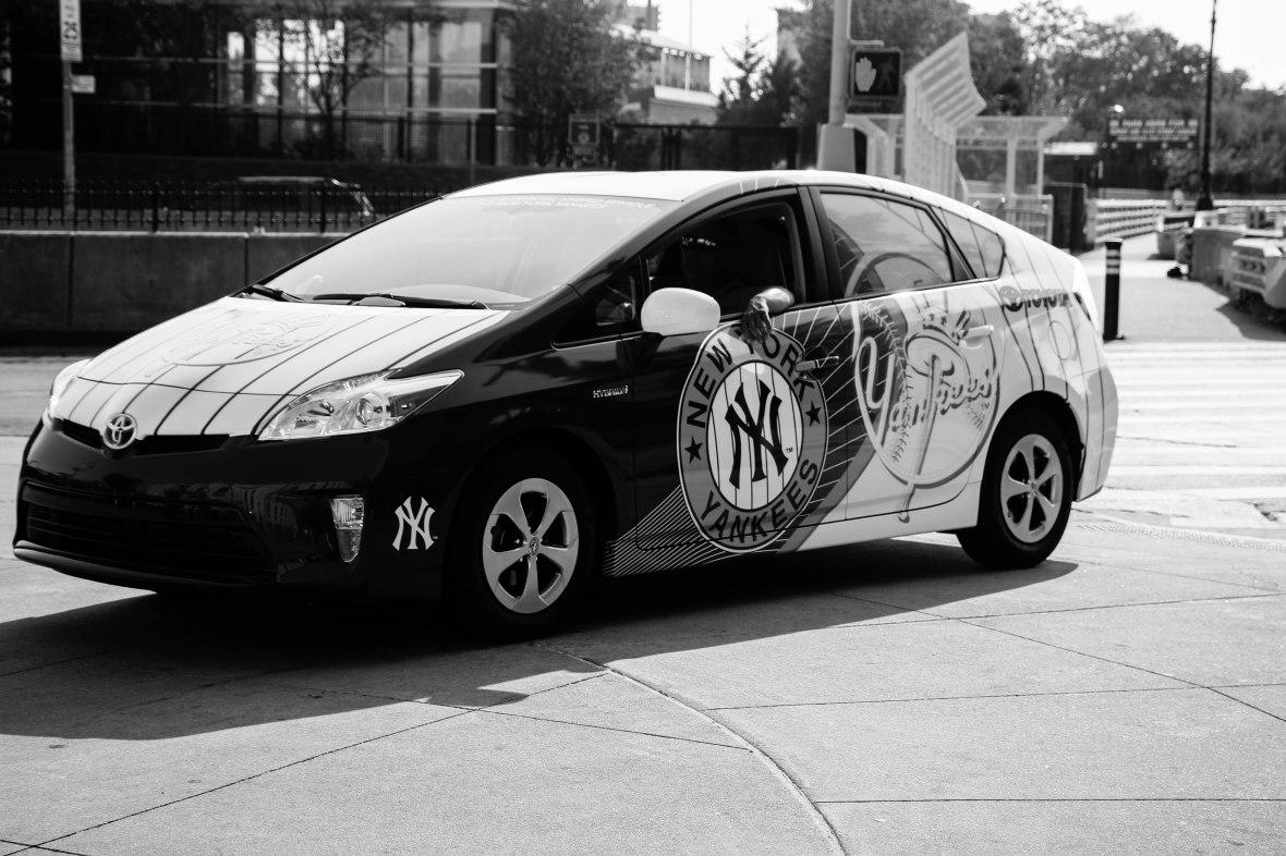 Yankees Prius
