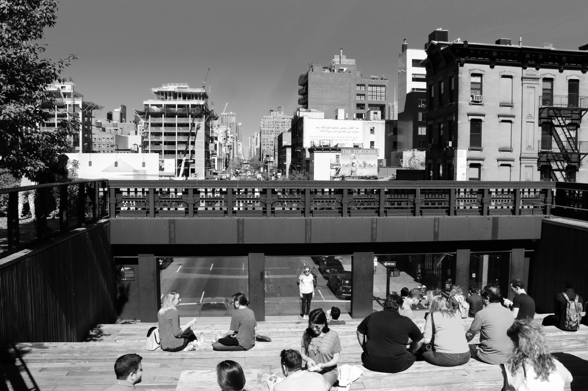 The Highline Black & White