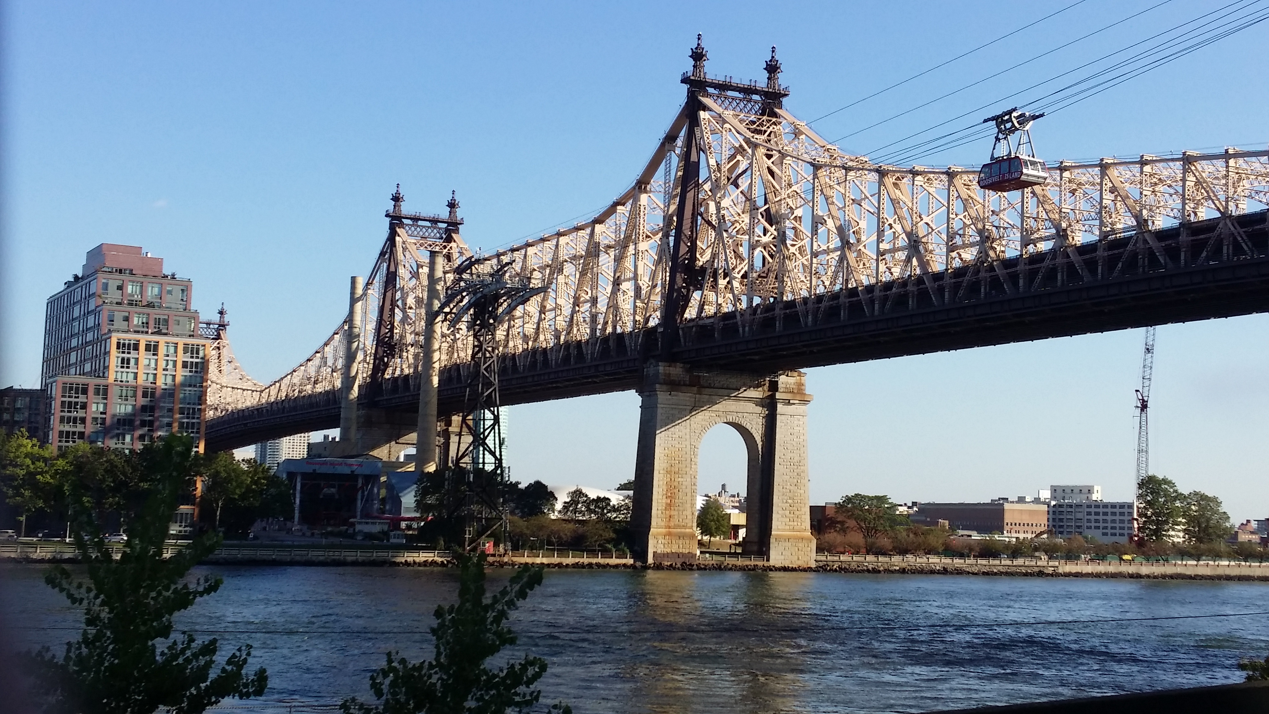 I Love The Look Of 59th Street Bridge Aka Former Mayor Ed Kochs NYC Is Rich With History And Nostalgia