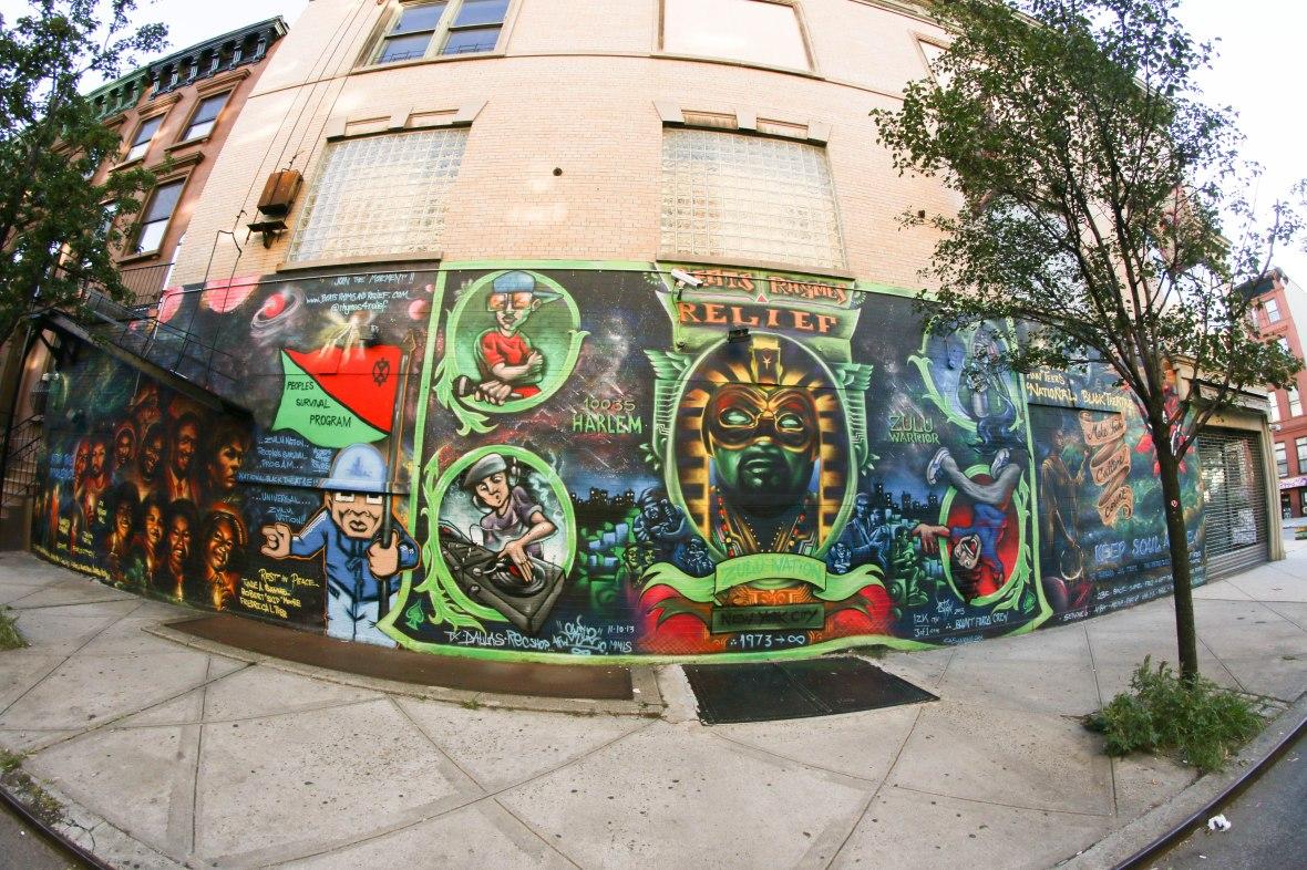 Public Mural Harlem