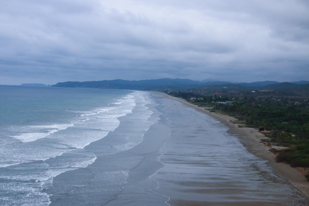 Landscape Portrait Series: Beach Front
