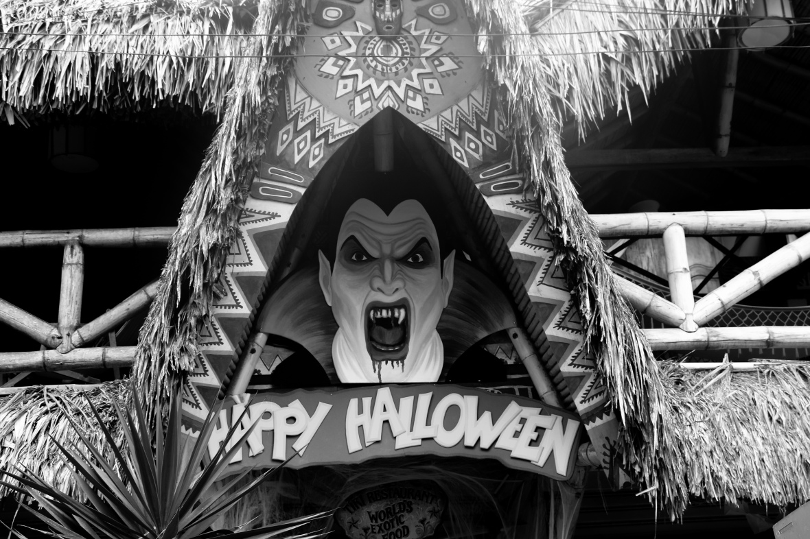 Dracula B + W