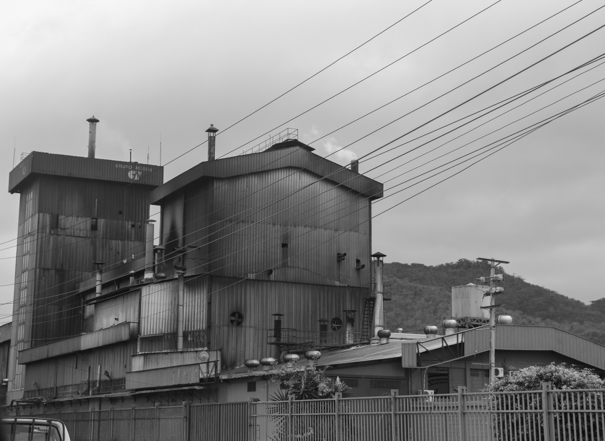Coffee Processing Plant (Ecuador)