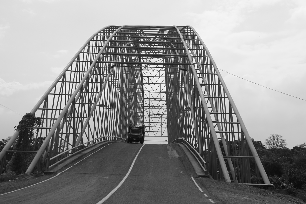 B + W Bridges of Ecuador