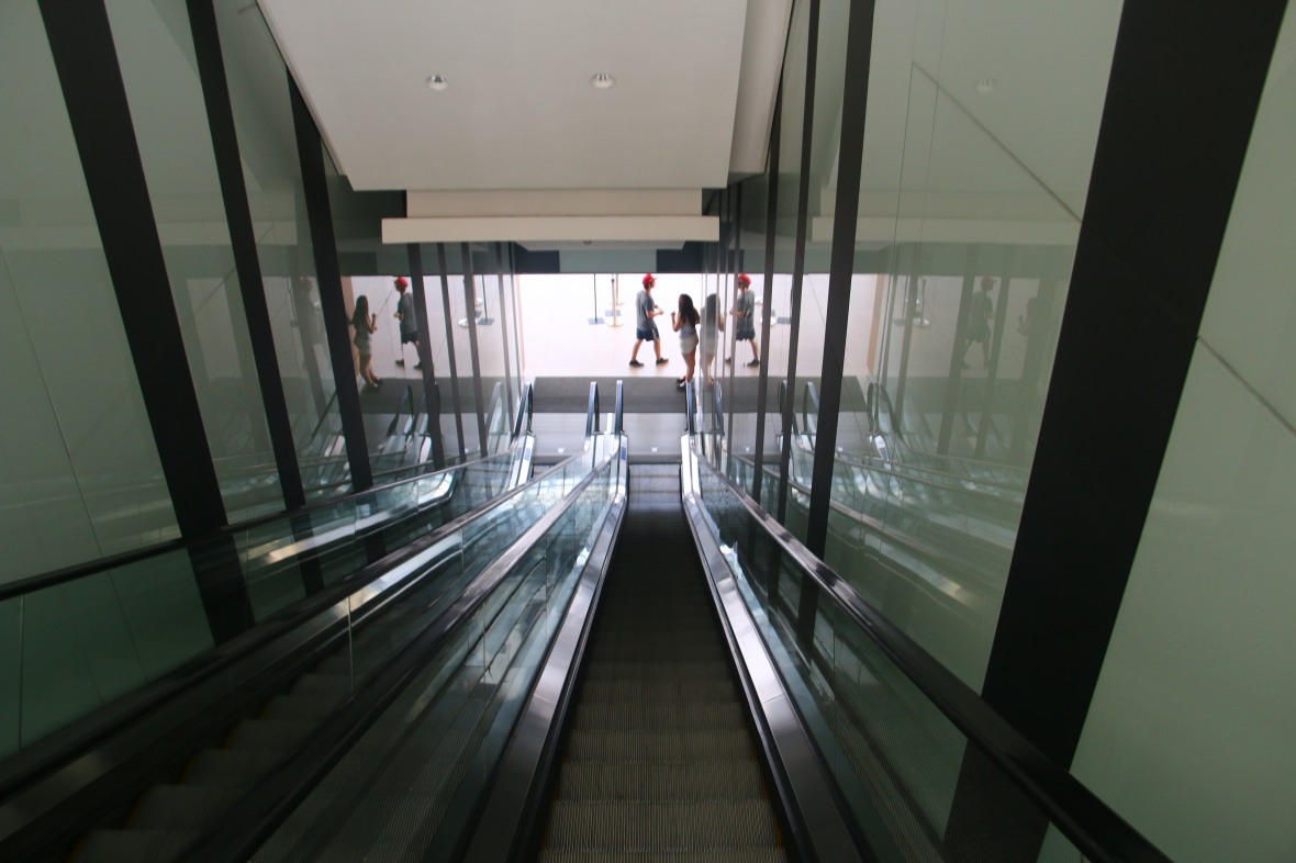 Costanera Escalators