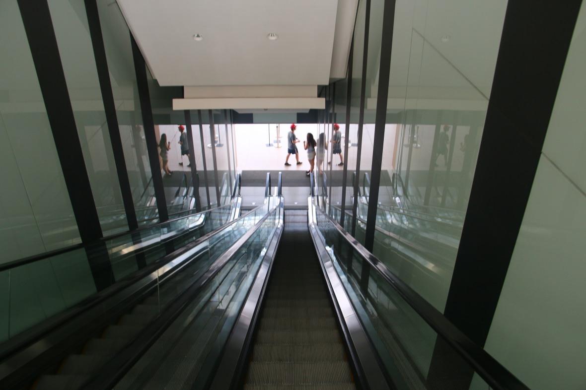 Costanera Escalators