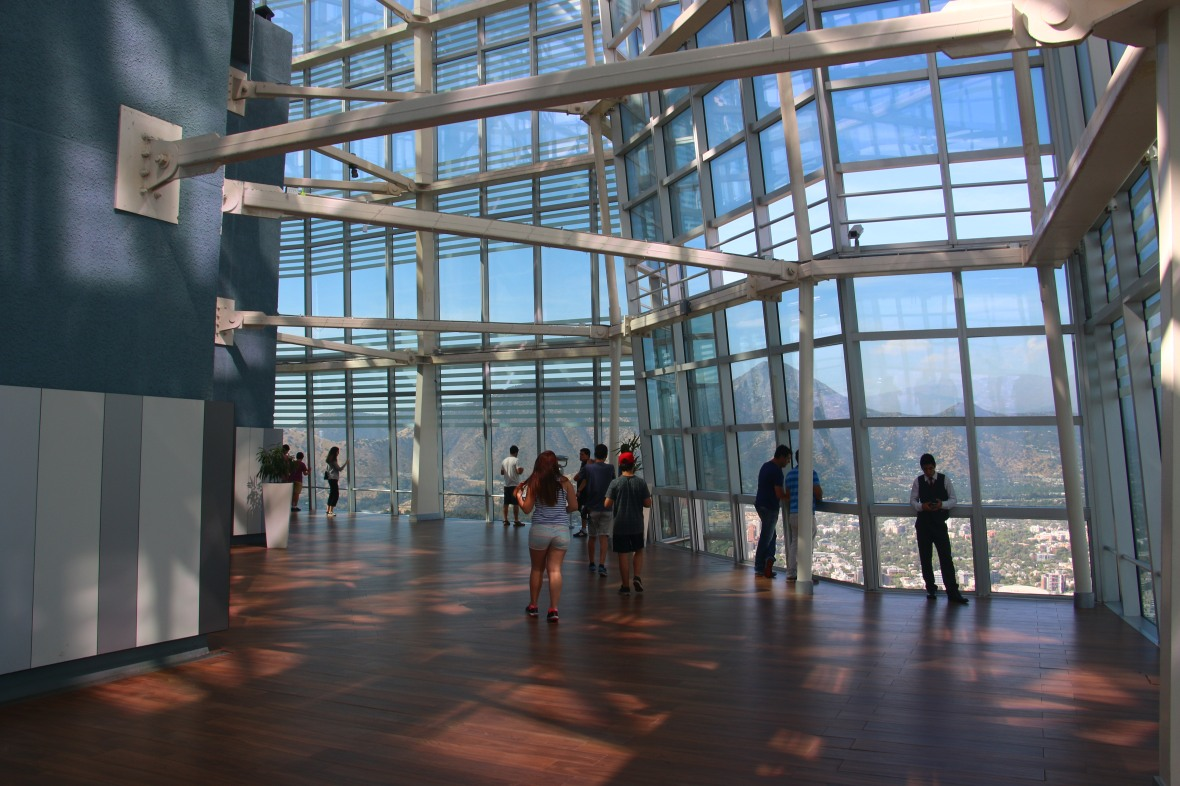 Top of Costanera Interior