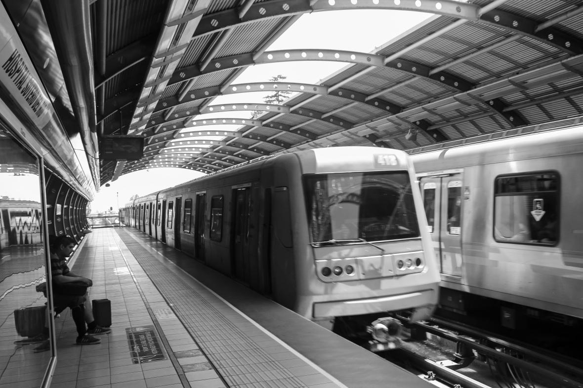 """The Subway"" Santiago"