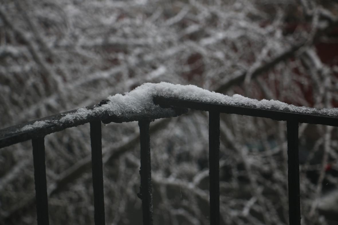 A New York City Winter 2016
