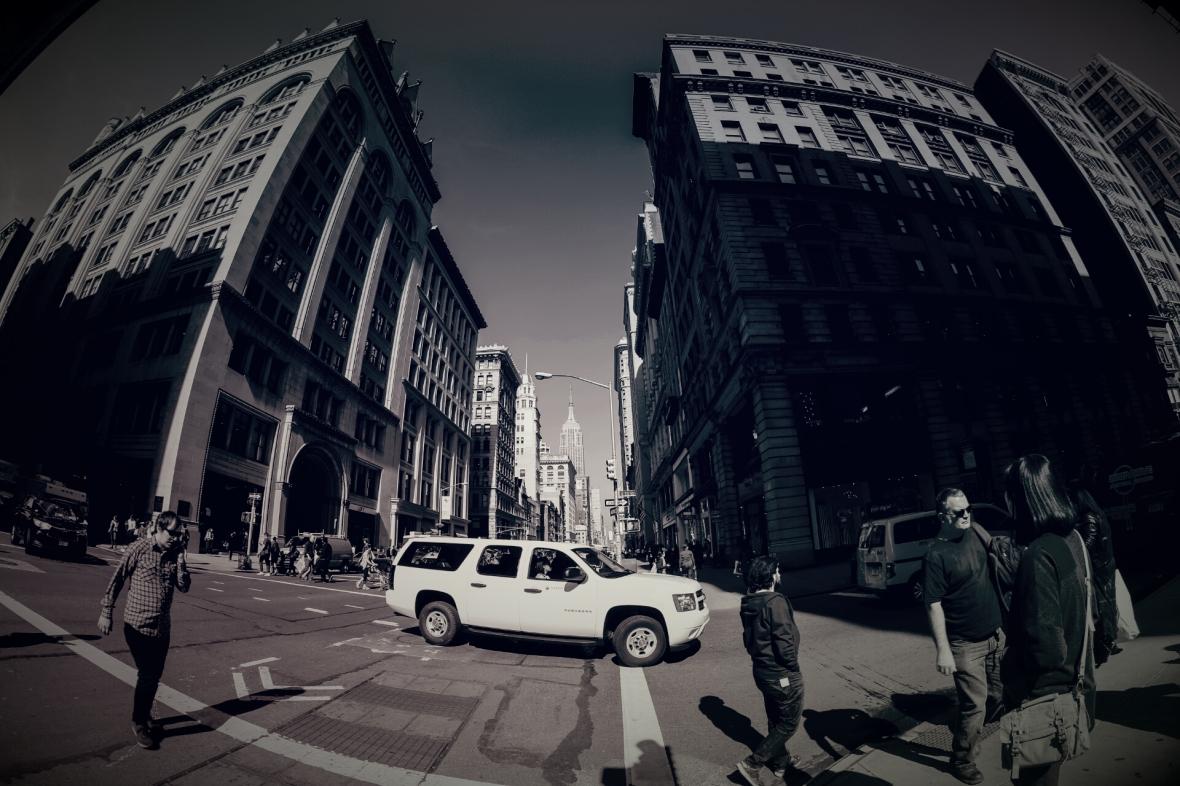 Gotham Landscape Portrait Series: Day Tripping