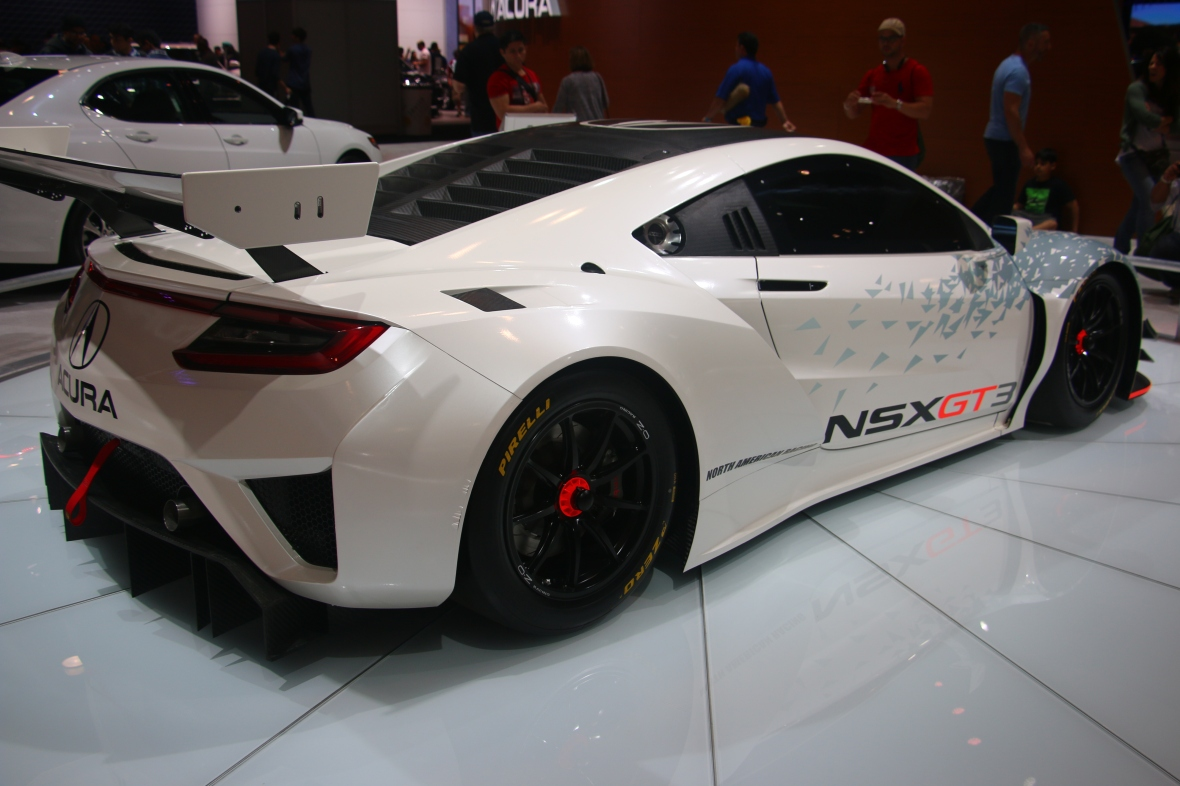 Acura NSX G 2