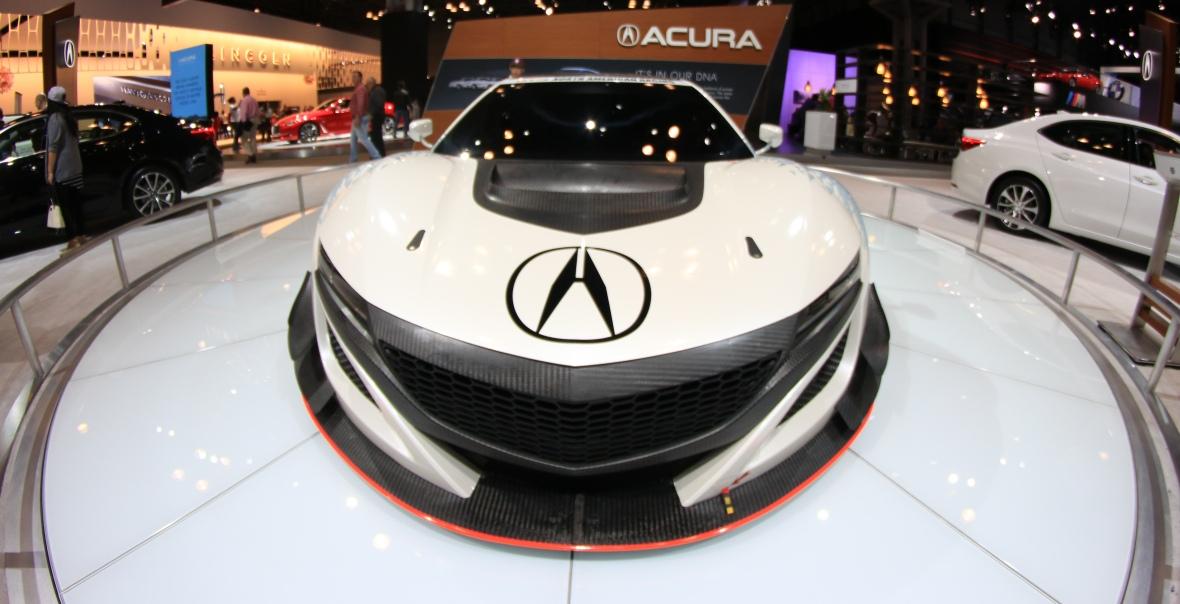 Acura NSX G