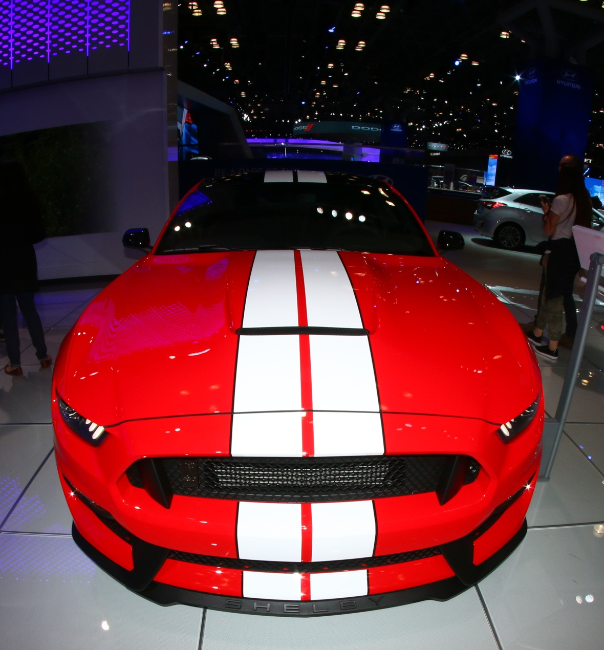 Shelby Mustang GT 350
