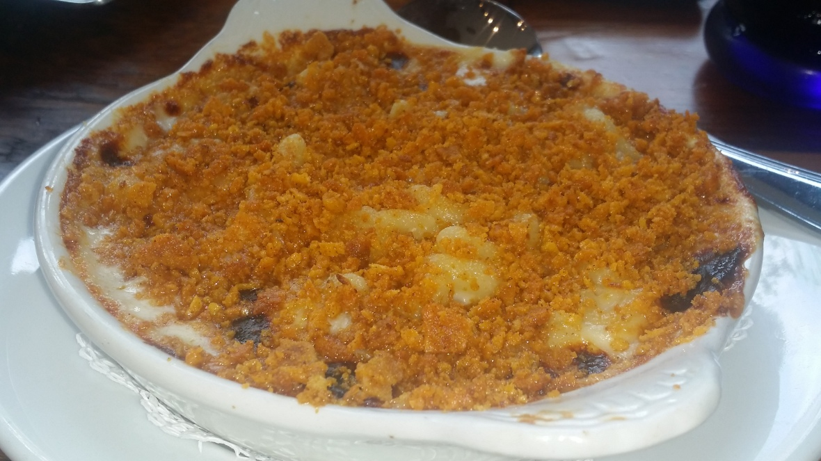 A Blue Plate Mac & Cheese