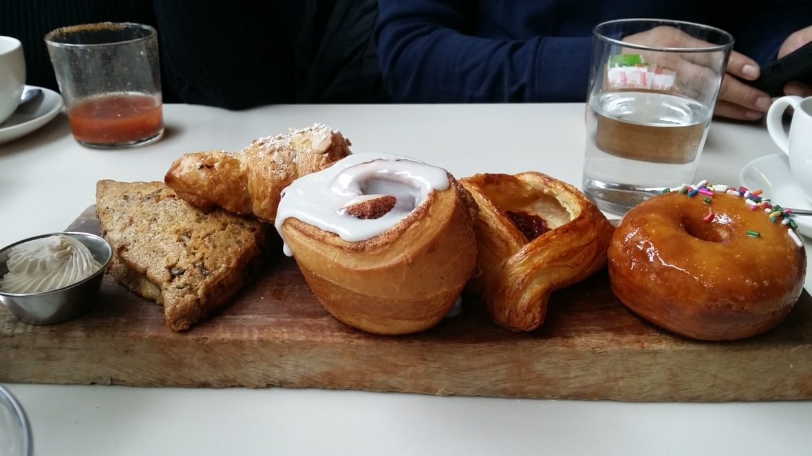 The Pastry Board @ CookShop